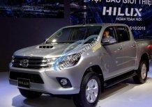 Bán Toyota Hilux 2.8G AT đời 2016, nhập khẩu chính hãng, giá tốt, hỗ trợ vay 85% giá xe