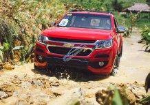 Bán xe Chevrolet Colorado High Country 2017, hỗ trợ xe lên đến 80% giá trị, thủ tục nhanh gọn
