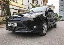 Gia đình có nhu cầu đổi xe 7 chỗ gấp nên không sử dụng và cần bán nhanh Vios 1.5E đời 2016 mầu đen