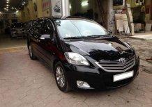 Cần bán lại xe Toyota Vios đời 2013, màu đen, xe nhập, chính chủ
