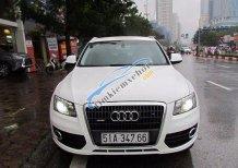 Vạn Lộc Auto cần bán Audi Q5 2.0TFSI đời 2012, màu trắng, nhập khẩu