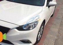 Bán ô tô Mazda 6 đời 2015, màu trắng, giá tốt