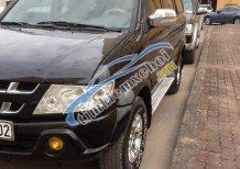 Cần tiễn xe Isuzu Hi lander đời 2008, màu đen xe gia đình