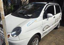 Bán Daewoo Matiz đời 2005, màu trắng còn mới, 140 triệu