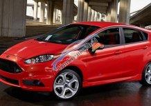 Bán Ford Fiesta 1.0L AT đời 2017, màu đỏ, giá chỉ 637 triệu
