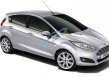 Cần bán xe Ford Fiesta Fiesta 5 cửa 1.5L AT Sport sản xuất 2017, màu bạc, 584tr
