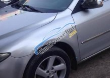 Cần bán xe cũ Mazda 6 AT đời 2003, màu bạc