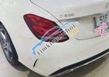 Cần bán xe Mercedes C300 đời 2015, màu trắng, xe nhập chính chủ
