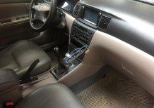 Bán Toyota Corolla Altis đời 2002, màu bạc, nhập khẩu chính hãng