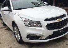 Bán xe Chevrolet Cruze đời 2017, màu trắng, giá tốt