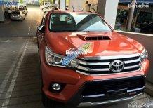 Cần bán Toyota Hilux 3.0G đời 2017, nhập khẩu chính hãng