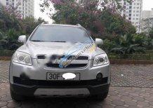 Cần bán lại xe Chevrolet Captiva LT đời 2007, màu bạc số sàn, giá tốt