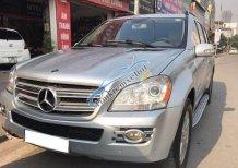 Cần bán xe Mercedes GL320 đời 2008, màu bạc, xe nhập