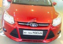 Bán Ford Focus Focus 1.5l Titanium 4 cửa năm 2017, màu đỏ