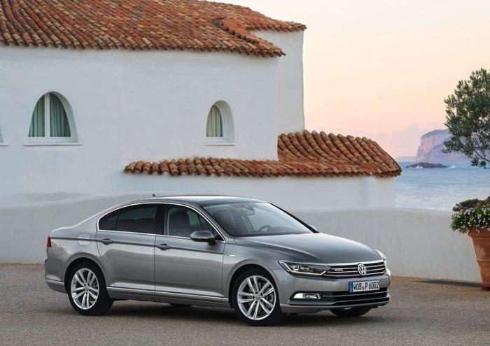 Bán ô tô Volkswagen Passat SE đời 2016, màu xám