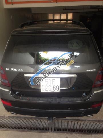 Cần bán xe Mercedes CD đời 2008, màu đen, nhập khẩu chính hãng xe gia đình