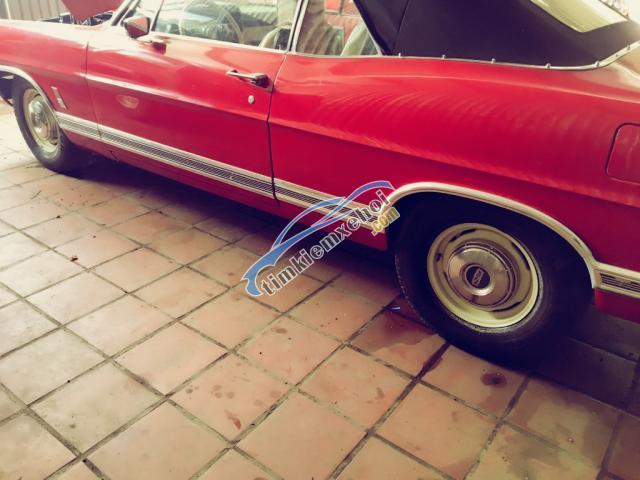 Cần bán xe Ford Galaxy XL500 loại F.390 đời 1963, màu đỏ