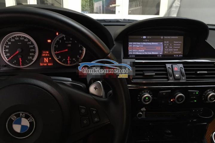 Bán BMW M6 V10 đời 2008, xe nhập