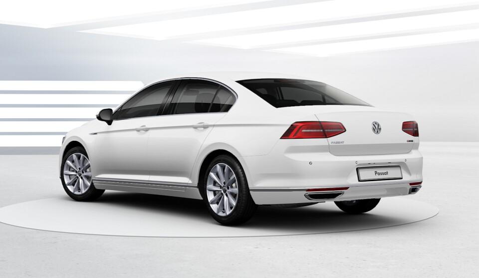 Cần bán gấp Volkswagen Passat E đời 2016, Xe Đức màu Trắng, nhập khẩu nguyên chiếc