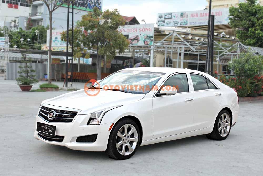 Cadillac ATS Luxury đăng ký 2015