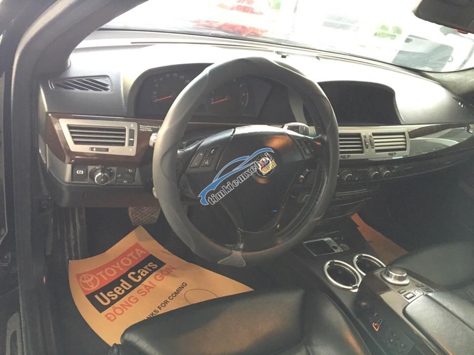 Cần bán BMW Alpina B7 đời 2007, màu đen, xe nhập Đức