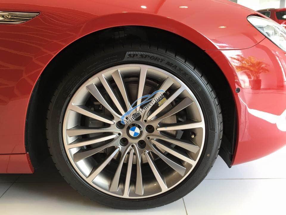 Cần bán BMW 6 series đời 2017, màu đỏ, nhập khẩu, full option. Tặng ưu đãi lớn