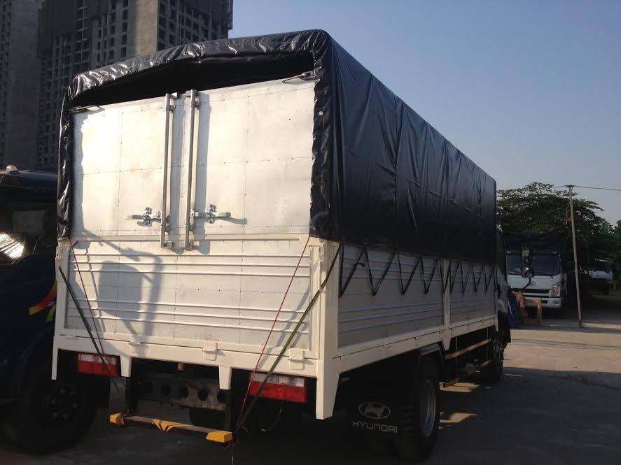 Faw 6,95 tấn / máy khỏe / thùng 5,1M / cabin đẹp / 2016