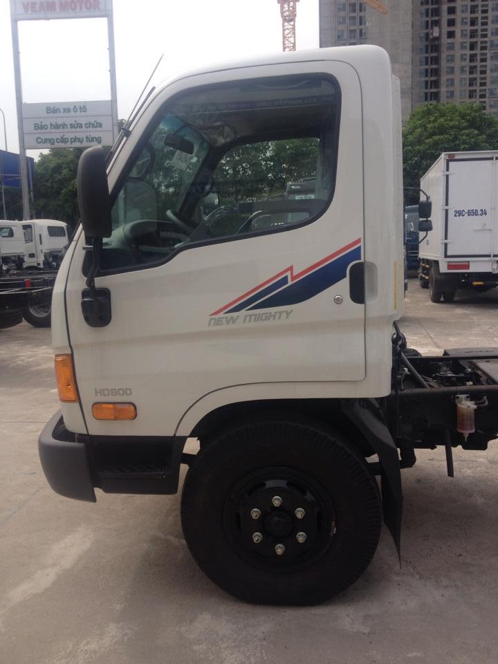 Hyundai HD800 / 2016 / tải trọng 8,8 tấn / L/h: 0936 678 689