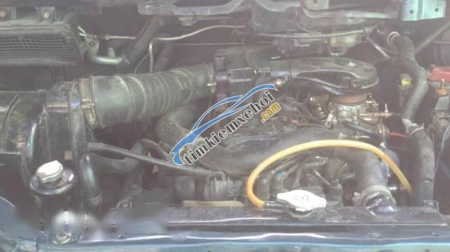 Cần bán xe Mitsubishi Space Gear đời 1995, màu xanh lam, giá 227tr