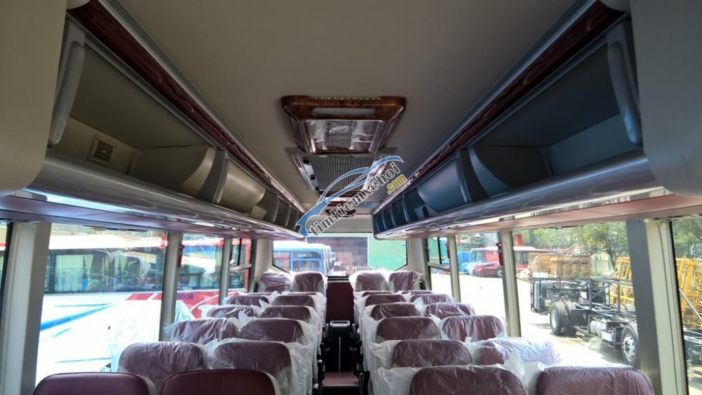Bán xe khách cao cấp Samco Felix GI 29/34 chỗ ngồi - động cơ 5.2