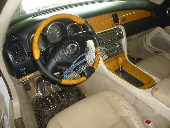 Bán xe Lexus SC 430 đời 2006, màu trắng, xe nhập