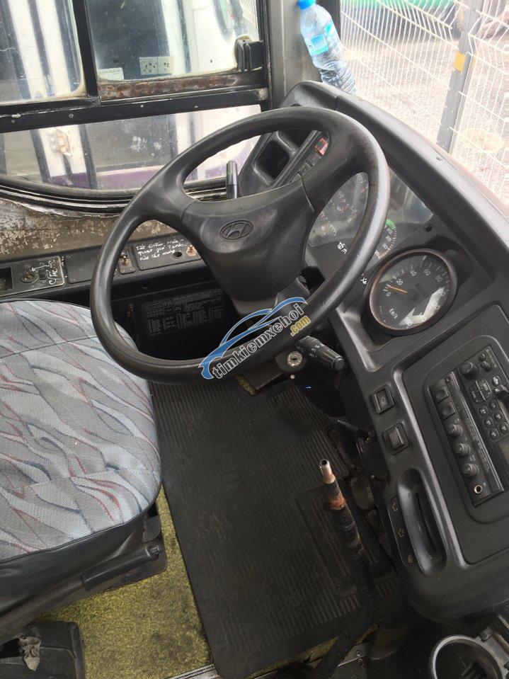 Xe Hyundai Aerotown đăng ký 2004, nhập khẩu, 420triệu
