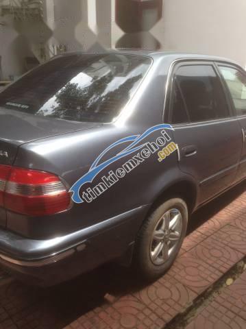 Cần bán Toyota Caldina đời 1998, màu xám