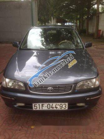 Cần bán lại xe Toyota Caldina năm 1998, màu xám số sàn, giá chỉ 220 triệu