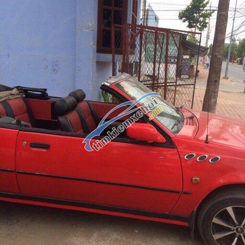 Bán Pontiac Solstice đời 1988, màu đỏ, xe nhập, giá tốt