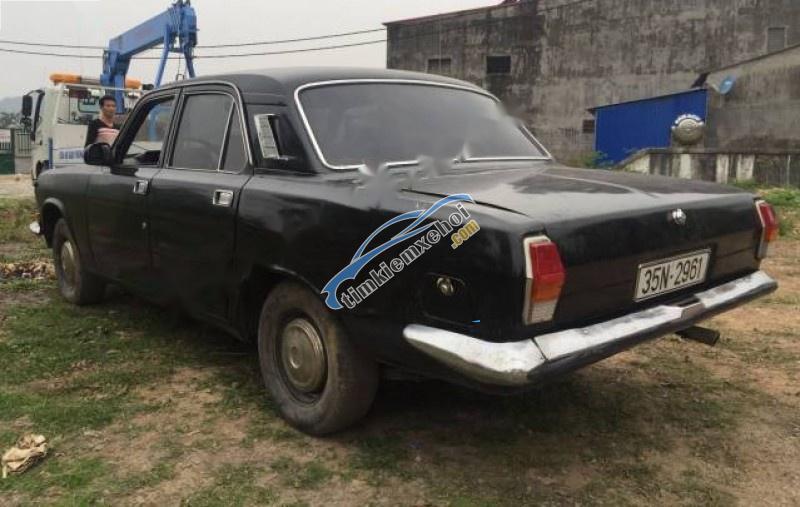 Bán ô tô Gaz Volga đời 1984, màu đen, nhập khẩu nguyên chiếc, giá 58tr