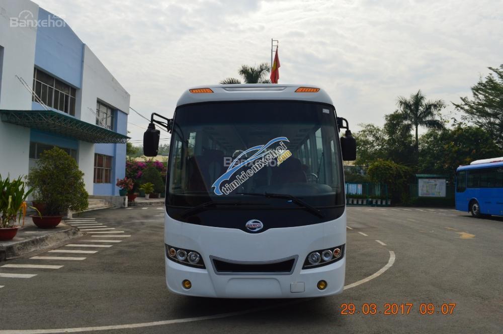 Bán xe khách Samco Felix CI 29/34 chỗ ngồi - động cơ 5.2