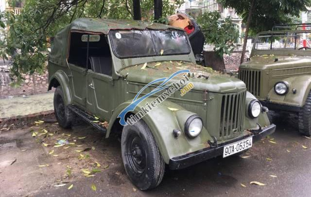 Chính chủ bán xe Gaz 69 đời 1954, nhập khẩu