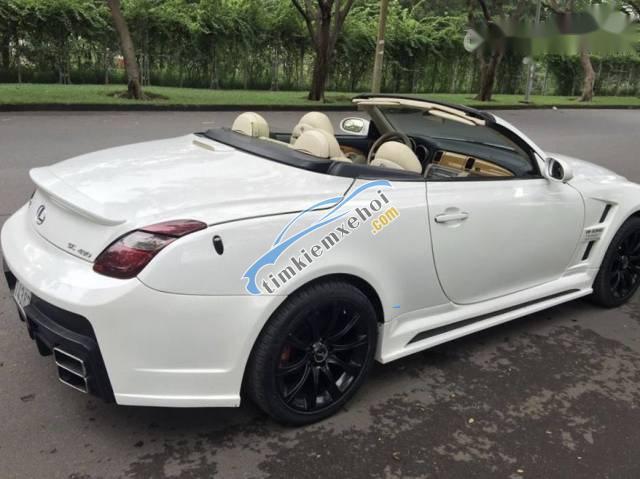 Cần bán xe Lexus SC 430 sản xuất năm 2006, màu trắng, xe nhập