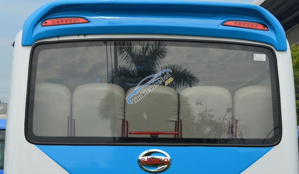 Bán xe Samco Felix Ci 2018 29 chỗ ngồi - Động cơ Isuzu 5.2