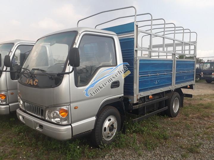 Bán xe tải Jac 2.4 tấn trả góp, hỗ trợ góp 80%, lãi suất ưu đãi nhất