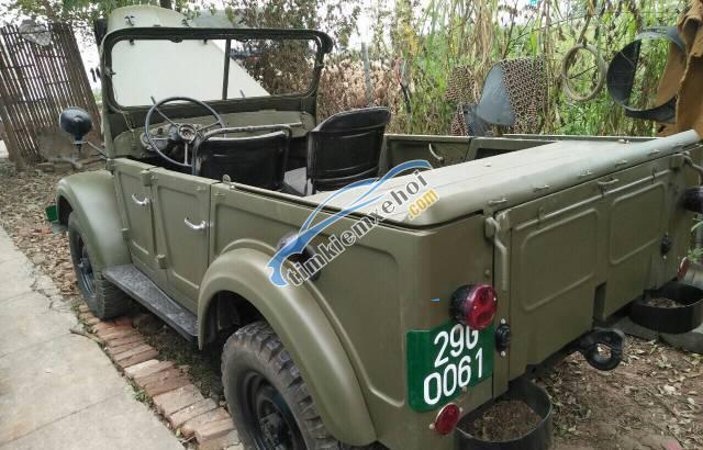 Cần bán gấp Gaz 69 sản xuất 1980, nhập khẩu nguyên chiếc