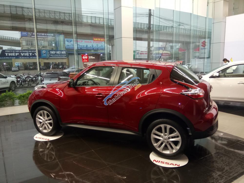 Cần bán Nissan Juke 1.6 CVT năm sản xuất 2018, màu đỏ, xe nhập