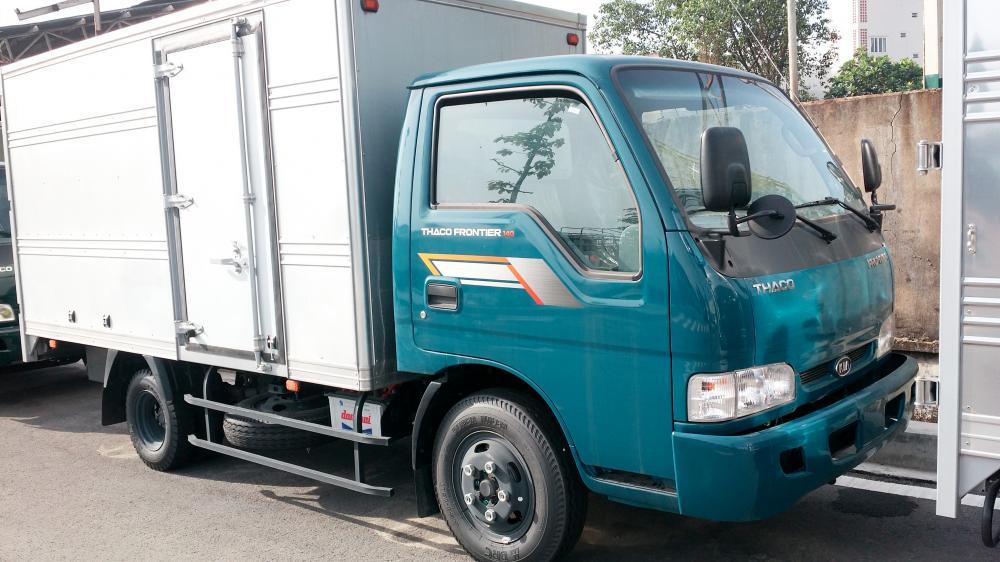 Giá xe tải Kia 1 tấn 4 - Giá xe tải 1.4T hỗ trợ trả góp - Giao xe nhanh