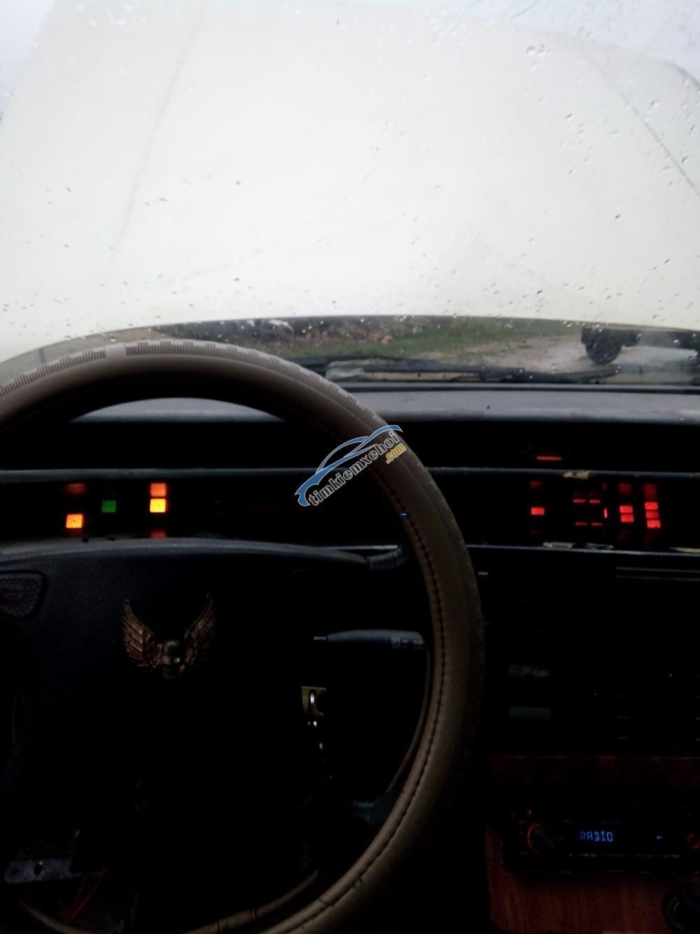 Cần bán gấp Fiat 126 sản xuất năm 1997, màu bạc, xe nhập