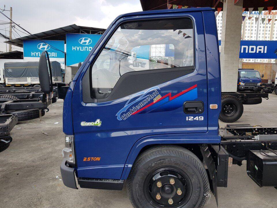 Bán xe tải IZ49 Euro 4 2018
