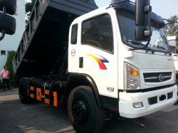 xe Ben 9,1 tấn thùng 7,2 khối, hỗ trợ vay 80% giá tri xe