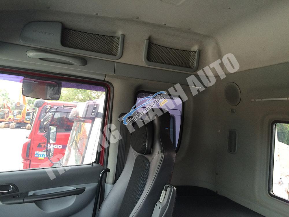Bán xe đầu kéo Daewoo Prima sản xuất 2011, nhập khẩu nguyên chiếc từ Hàn Quốc