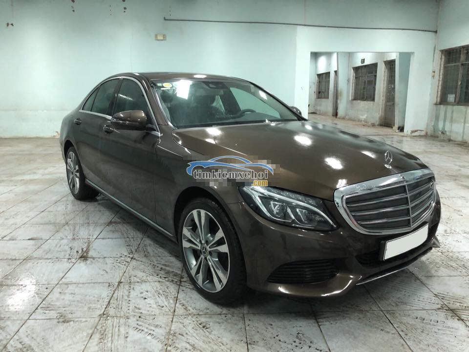 Xe Cũ Mercedes-Benz C 250 Exclusive 2018