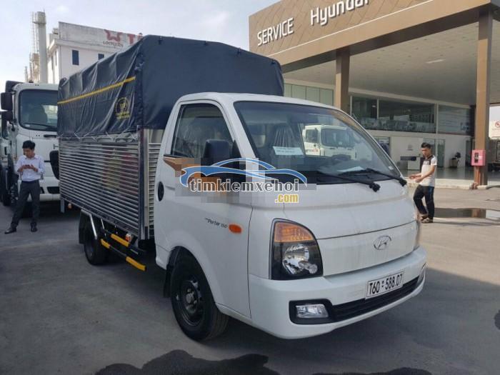 Xe Mới Hyundai H150 Thùng Mui Bạt 1.49 Tấn 2018